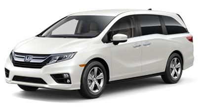 2019 Odyssey EX Auto
