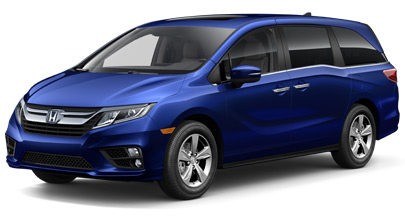 2019 Odyssey EX-L Auto