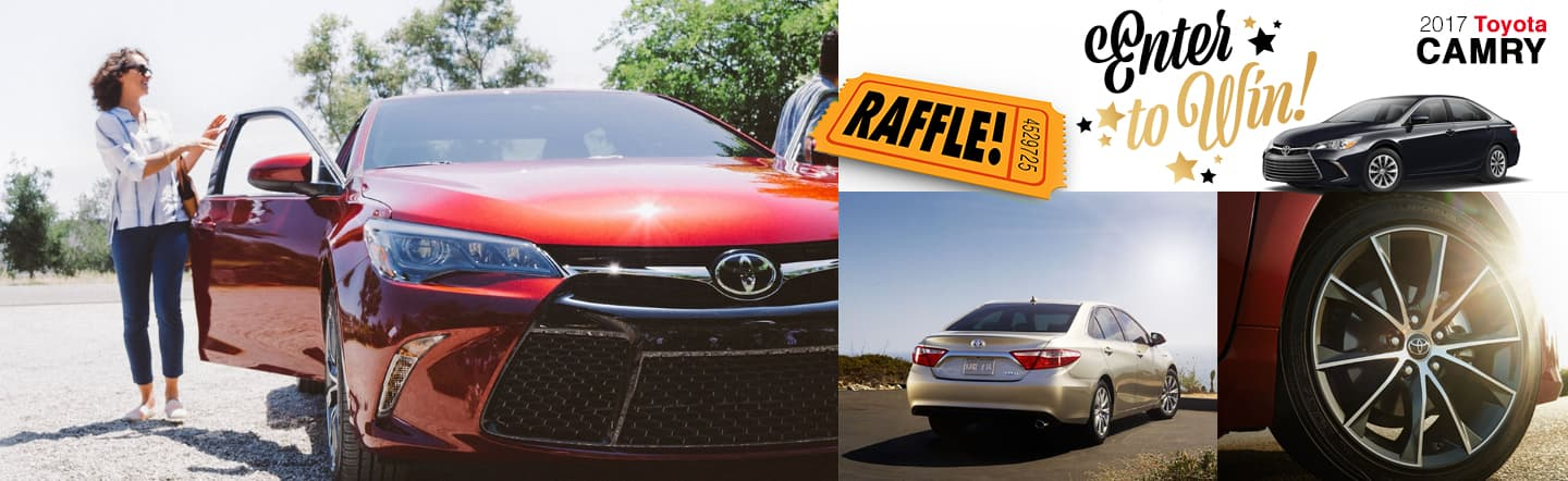 Toyota Of New Orleans >> Toyota Camry Raffle In New Orleans La Toyota Of New Orleans