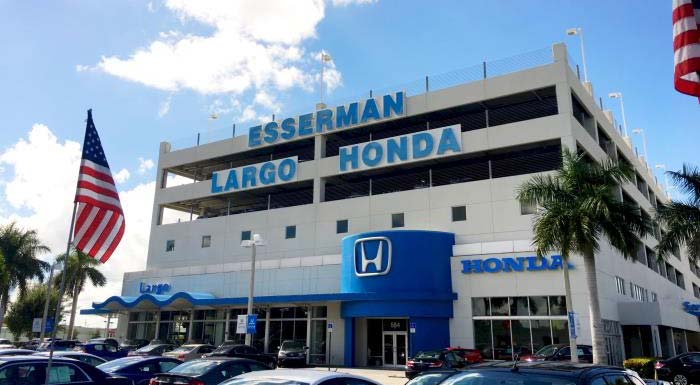 Read More +Read Less  . Largo Honda