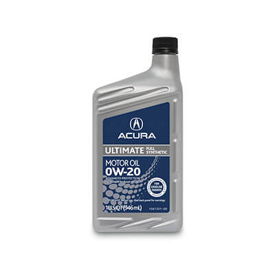 A Service - Synthetic Oil