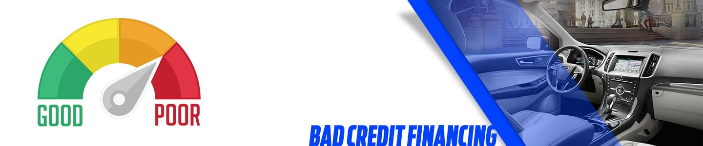 Bad Credit Financing Near Oxnard, CA - DCH Ford of Thousand Oaks