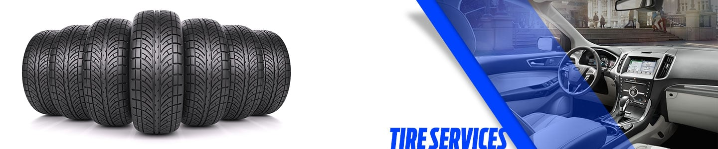 Ford Tire Services for Thousand Oaks & Ventura, CA Drivers