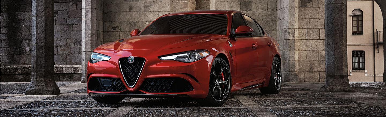 Ganley Bedford Imports, 2018 Alfa Romeo Giulia