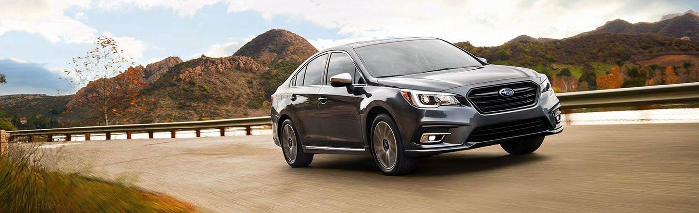 Ganley Bedford Imports, gray 2018 Subaru Legacy