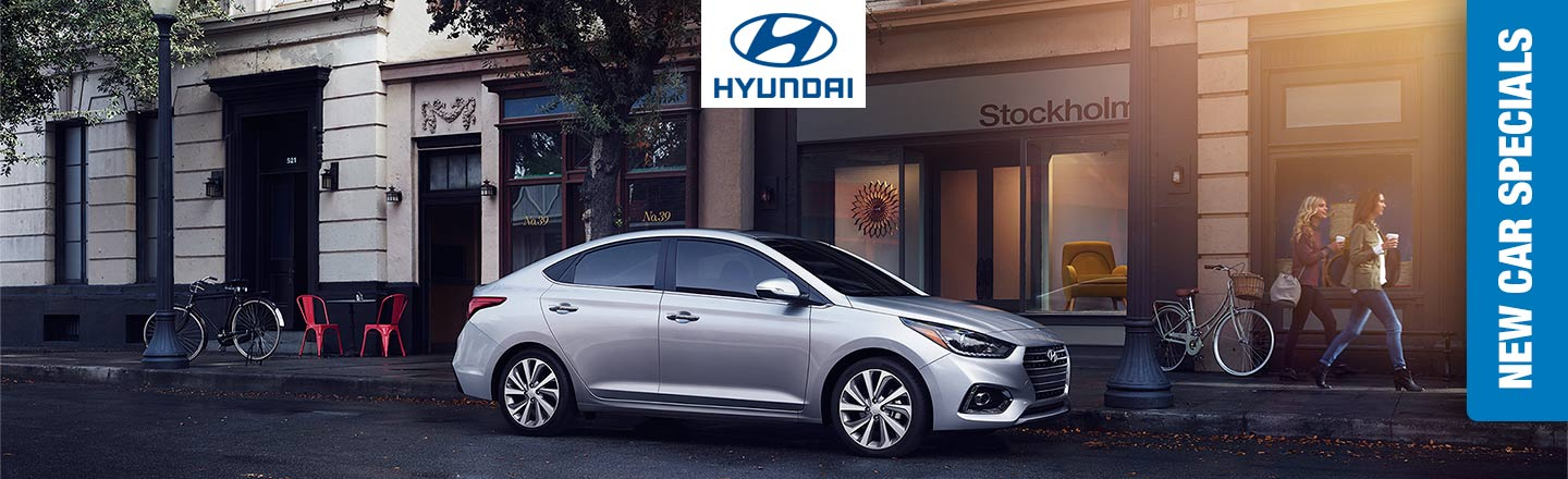 Hyundai New Car Specials
