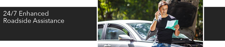 Lakeland Genesis, 24/7 Enhanced Roadside Assistance