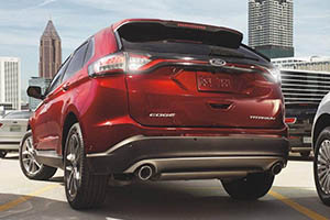 That The Ford Edge Has Received The Highest Possible Rating From Nhsta The Edge Brings Drivers Confidence Through All Of Its Available Safety Features