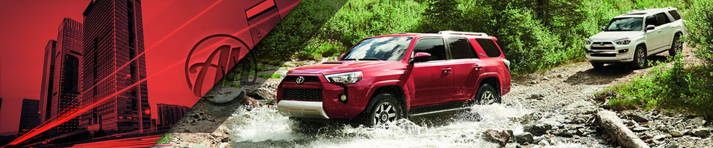 2018 4Runner in Coconut Creek, FL | Al Hendrickson Toyota