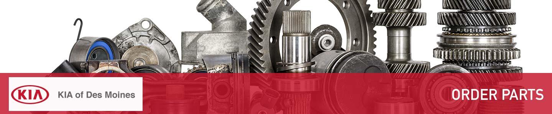 Order KIA Automotive Parts line Today