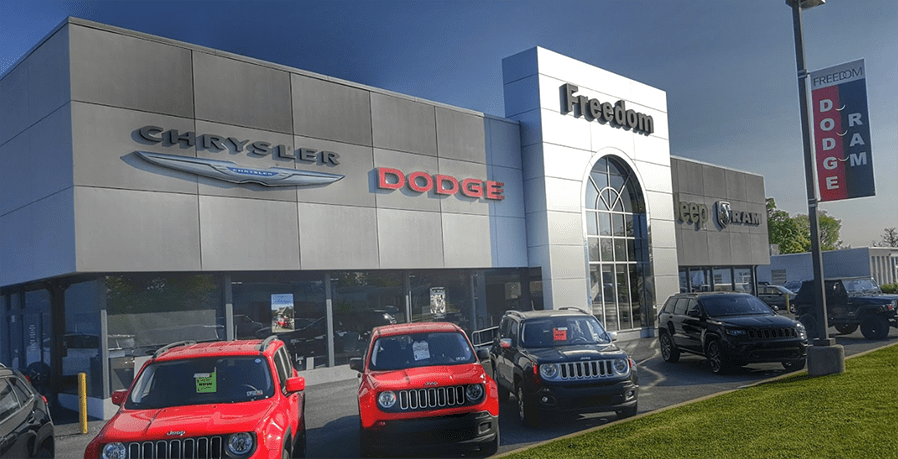 Chrysler Dodge Jeep Ram Dealership Freedom CDJR Of Harrisburg - Jeep chrysler dealerships