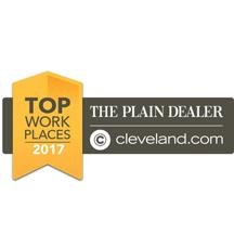 Plain Dealer Top Places to Work