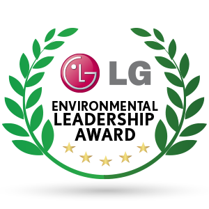 LG Enviromental Leadership Award