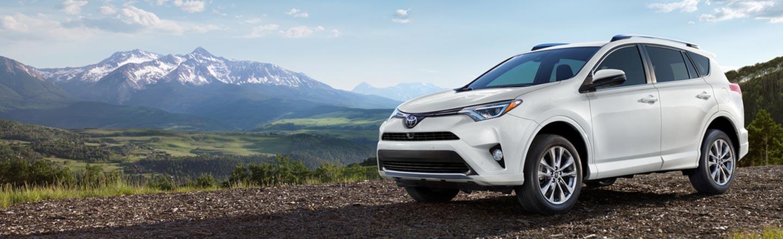 The new 2018 Toyota Rav4