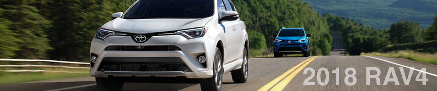 2018 RAV4 For Sale near Livingston, TN | Cumberland Toyota