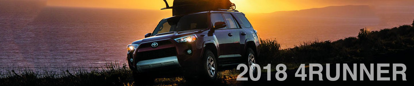 Tire Places Open Today >> 2018 4Runner For Sale in Cookeville, TN | Cumberland Toyota