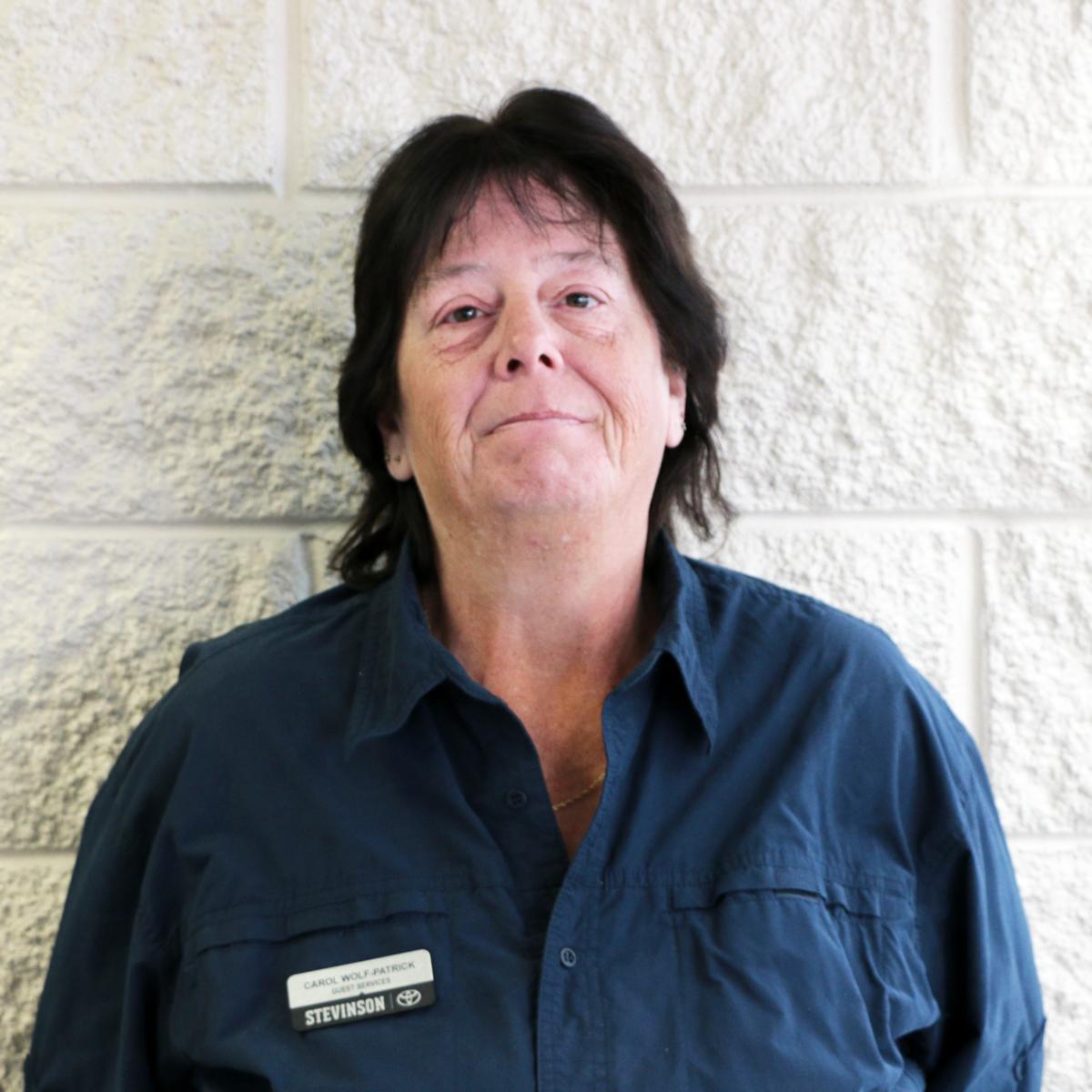 Carol Wolf-Patrick Bio Image