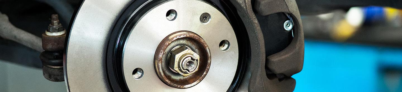 Jim Burke Pre-Owned, brakes service