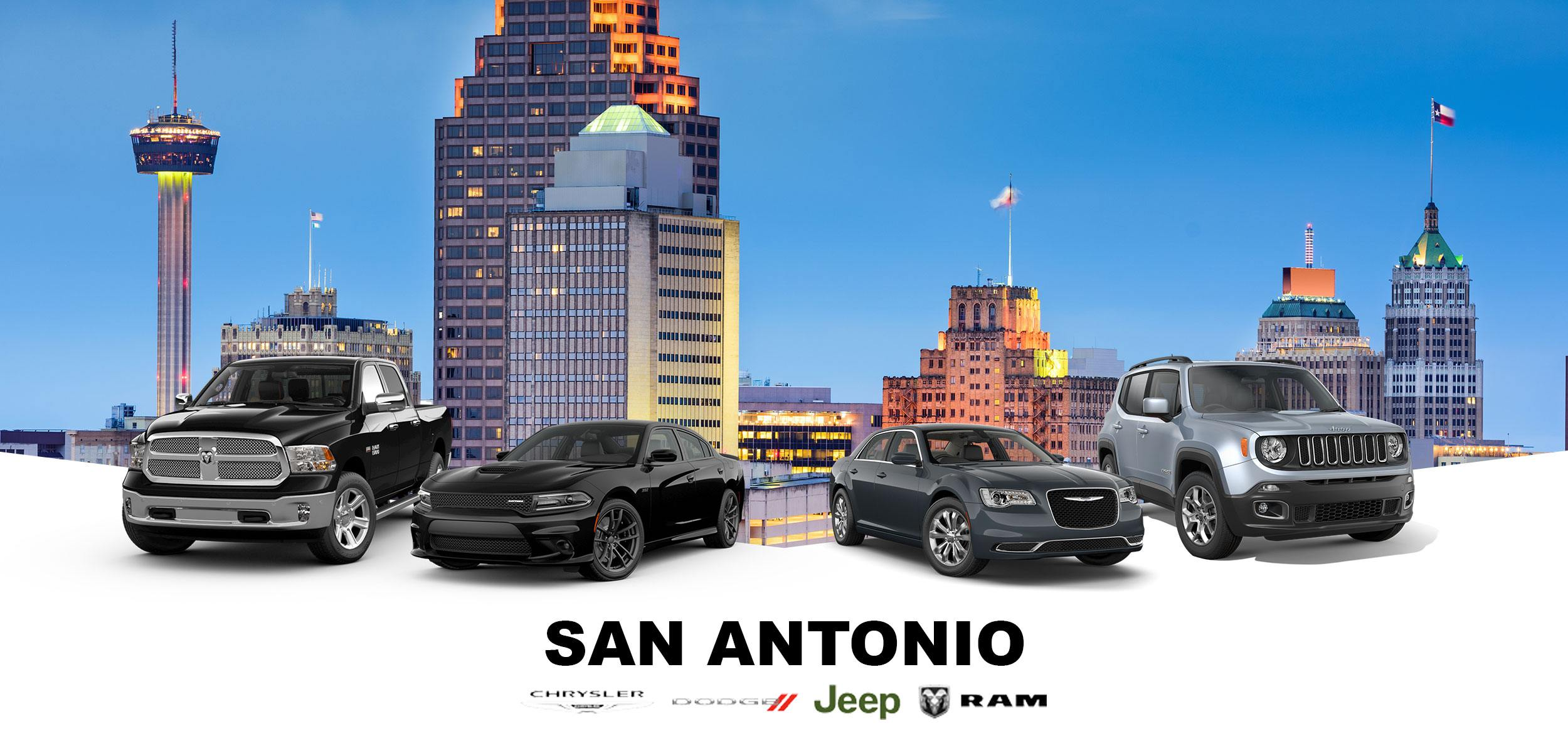 Chrysler Dodge Jeep Ram New U0026 Used Car Dealership | San Antonio CDJR
