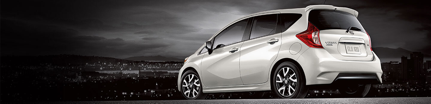 Sutherlin Nissan of Fort Pierce, 2017 Nissan Versa Note