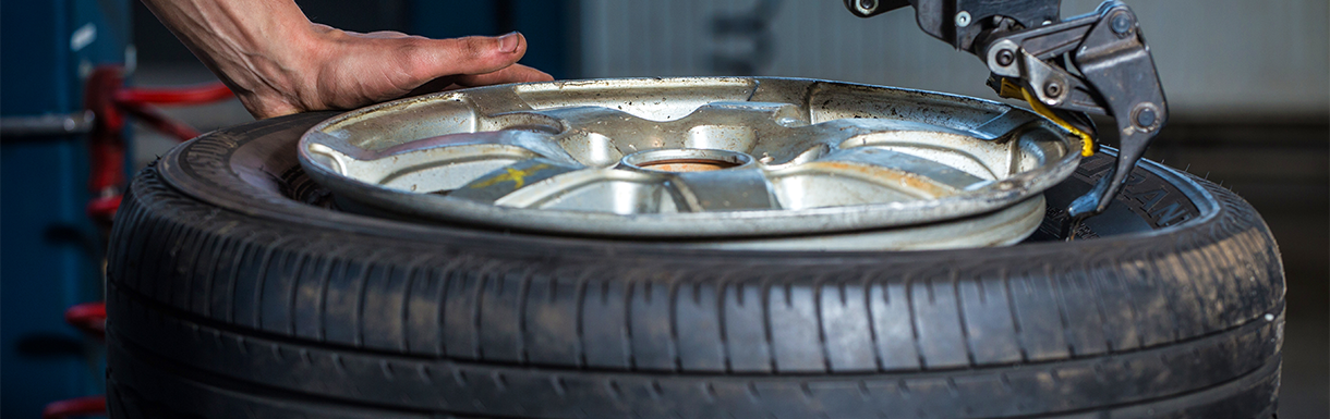 tire service at winter haven honda near Davenport, FL
