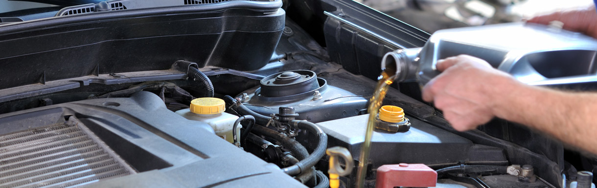oil change service in Winter Haven, FL