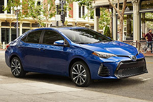 New 2018 Toyota Corolla for sale at All Star Toyota