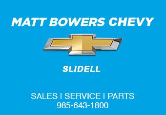 Matt Bowers Chevrolet Slidell logo