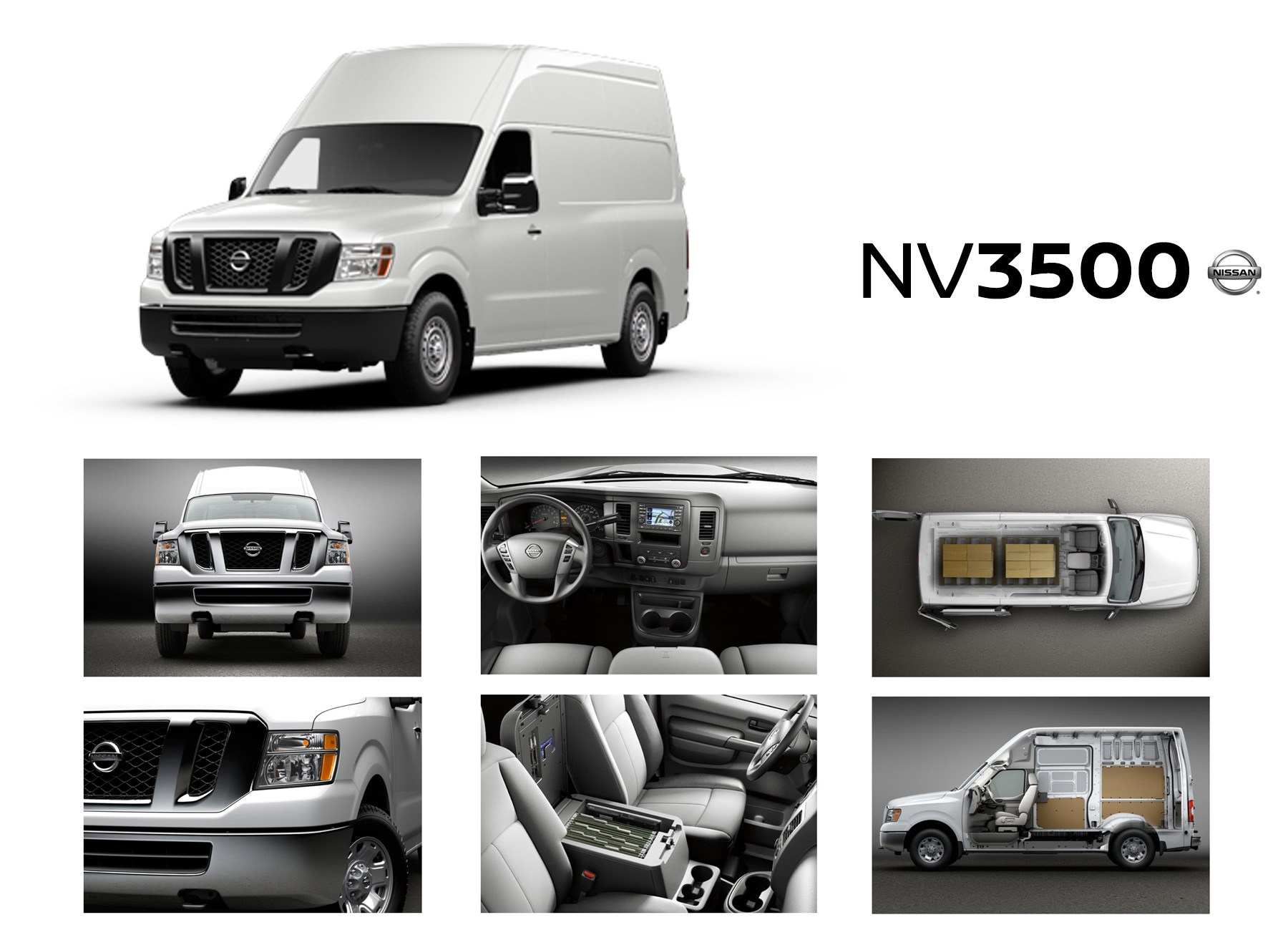 New Nissan Nv3500 Nissan Commercial Vehicles In Madison Co Al