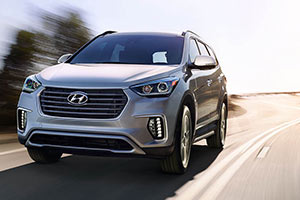 New 2018 HyundaiSanta Fe for sale at All Star Hyundai