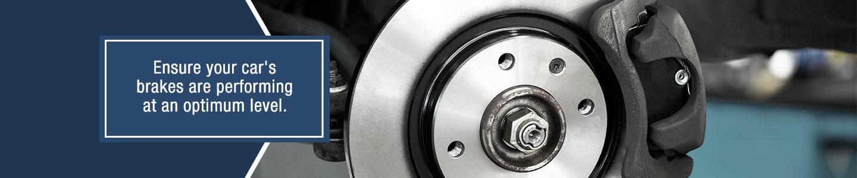 Jim Burke Hyundai, brake service