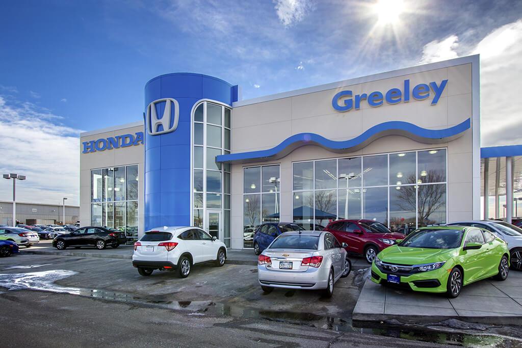 Car Dealerships In Greeley Co >> Honda Of Greeley In Greeley Co Rocky Mountain Honda Dealers