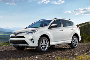 New 2019 Toyota Rav4 for sale at All Star Toyota