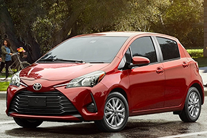 New 2018 Toyota Yaris for sale at All Star Toyota