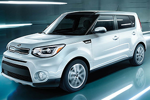New 2018 Kia Soul for sale at All Star Kia