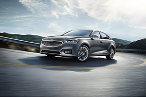 New 2017 Kia Cadenza for sale at All Star Kia
