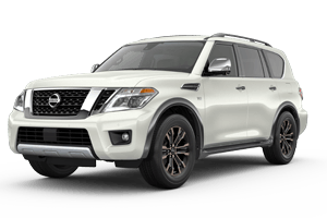 New 2018 Nissan Armada for sale at All Star Nissan
