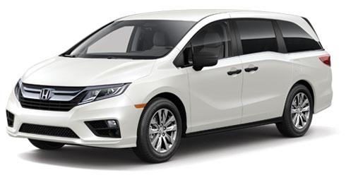 2020 Odyssey LX Auto