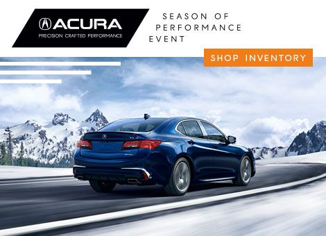 Season of Performance Event at Lehigh Valley Acura