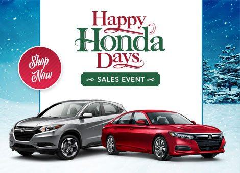 Happy Honda Days Sales Event at Lehigh Valley Honda