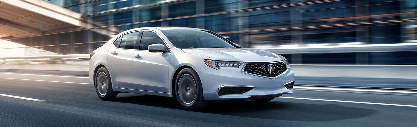Acura 2018 TLX Research and Features