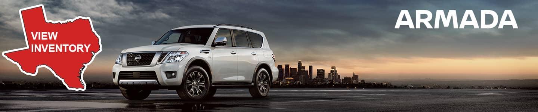 2018 Nissan Armada For Sale Near San Antonio, TX