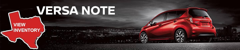 2018 Nissan Versa Note For Sale Near San Antonio, TX