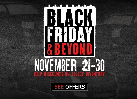 Black Friday Beyond Event