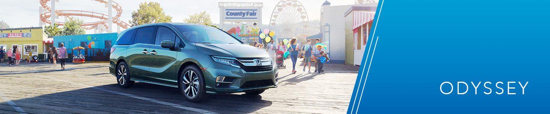 Honda of Ocala 2018 Honda Odyssey