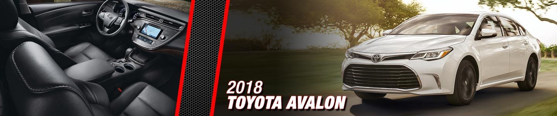 2018 Toyota Avalon at Steven Toyota