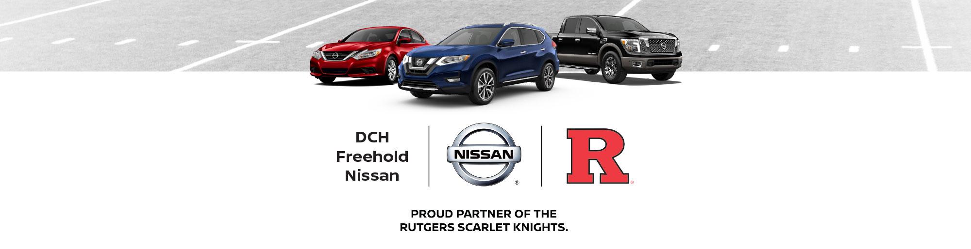 Nissan Dealership near Howell, NJ | DCH Freehold Nissan