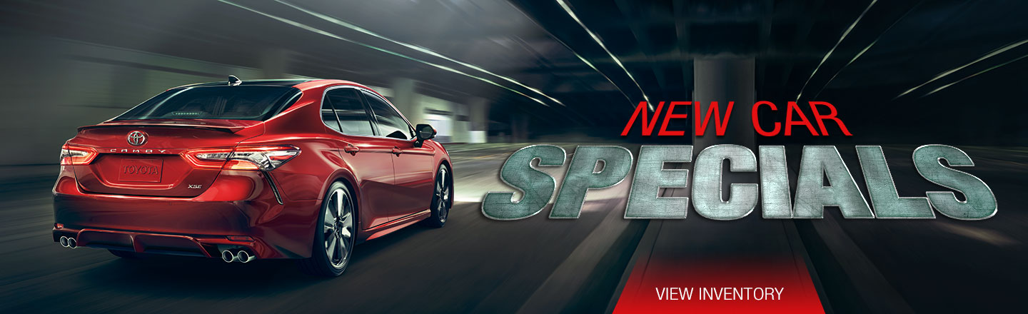 Charming New Car Specials At Lithia Toyota Of Odessa
