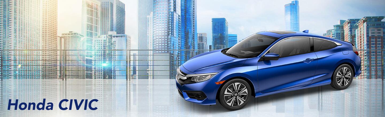 Lehigh Valley Honda, the new Civic
