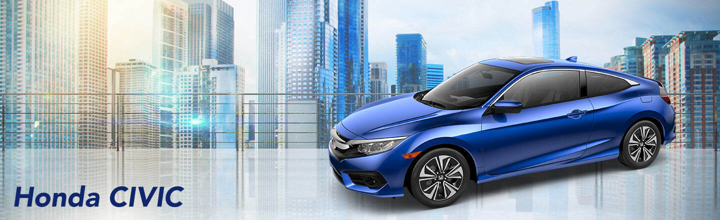 Lehigh Valley Honda, the new Civic